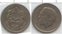 Каталог монет - монета  Марокко 50 франков
