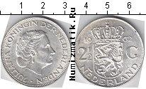 Каталог монет - монета  Нидерланды 2 1/2 гульдена