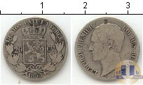 Каталог монет - монета  Бельгия 20 сантим