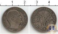 Каталог монет - монета  Дания 10 центов