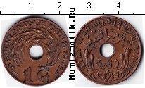 Каталог монет - монета  Нидерландская Индия 1 цент