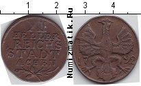 Каталог монет - монета  Ахен 12 хеллеров