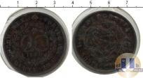 Каталог монет - монета  Азорские острова 20 рейс