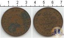 Каталог монет - монета  Мадейра 10 рейс