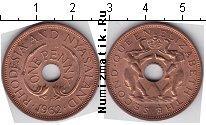 Каталог монет - монета  Родезия 1 пенни