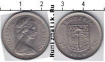 Каталог монет - монета  Родезия 10 центов