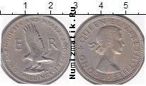 Каталог монет - монета  Родезия 2 шиллинга