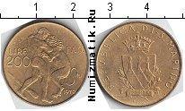 Каталог монет - монета  Сан-Марино 200 лир