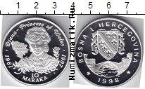 Каталог монет - монета  Босния и Герцеговина 10 марок