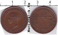 Каталог монет - монета  Цейлон 1 цент