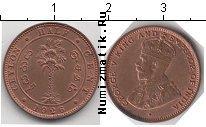Каталог монет - монета  Цейлон 1/2 цента