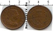 Каталог монет - монета  Эссекуибо и Демерара 1 стивер