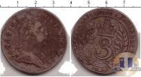 Каталог монет - монета  Эссекуибо и Демерара 3 гуилдерса