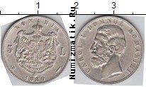 Каталог монет - монета  Румыния 5 лей