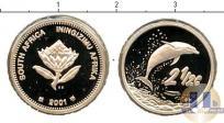 Каталог монет - монета  ЮАР 2 1/2 цента