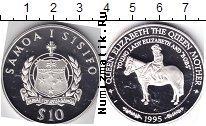 Каталог монет - монета  Самоа 10 долларов