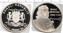 Каталог монет - монета  Сомали 10000 шиллингов