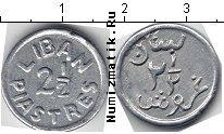 Каталог монет - монета  Ливан 2 1/2 пиастра