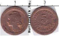 Каталог монет - монета  Португалия 5 сентаво