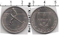 Каталог монет - монета  Португалия 5 эскудо