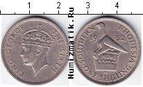 Каталог монет - монета  Родезия 1 шиллинг