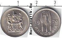 Каталог монет - монета  Родезия 2 1/2 цента