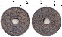 Каталог монет - монета  Тунис 10 сантим