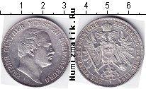 Каталог монет - монета  Шварцбург-Зондерхаузен 1 талер