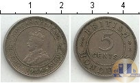 Каталог монет - монета  Гондурас 5 центов