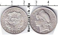 Каталог монет - монета  Доминиканская республика 1 франк