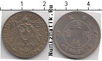 Каталог монет - монета  Немецкий Киаутшоу 10 сентим