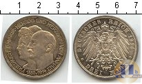 Каталог монет - монета  Анхальт-Бернбург 3 марки