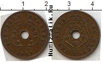 Каталог монет - монета  Родезия 1/2 пенни