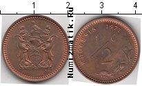 Каталог монет - монета  Родезия 1/2 цента