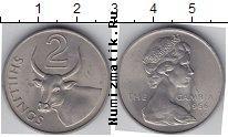 Каталог монет - монета  Гамбия 2 шиллинга