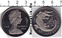 Каталог монет - монета  Гамбия 4 шиллинга