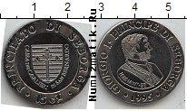Каталог монет - монета  Себорга 15 чентезимо