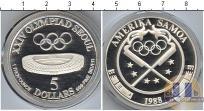 Каталог монет - монета  Восточное Самоа 5 долларов