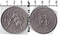 Каталог монет - монета  Монтсеррат 4 доллара