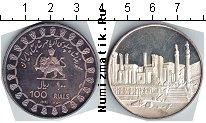 Каталог монет - монета  Иран 100 риал