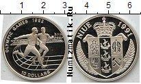 Каталог монет - монета  Ниуэ 10 долларов
