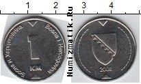 Каталог монет - монета  Босния и Герцеговина 1 марка