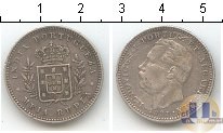 Каталог монет - монета  Португальская Индия 1/2 рупии