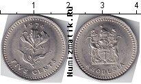 Каталог монет - монета  Родезия 5 центов