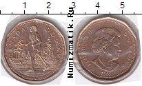 Каталог монет - монета  Канада 1 доллар