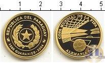 Каталог монет - монета  Парагвай 1500 гуарани