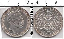 Каталог монет - монета  Шварцбург-Зондерхаузен 3 марки