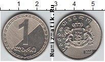 Каталог монет - монета  Грузия 1 лари