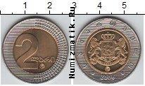 Каталог монет - монета  Грузия 2 лари