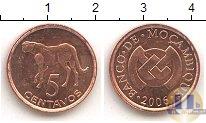 Каталог монет - монета  Мозамбик 5 сентаво